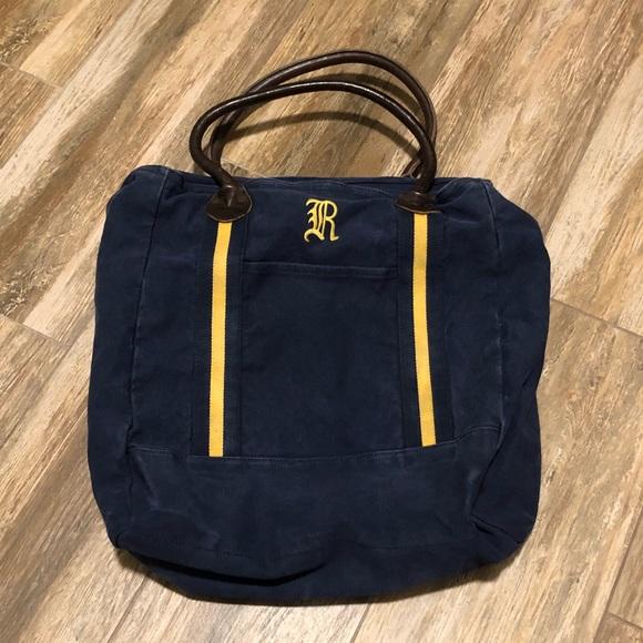 ff94b2ed10f Rugby Ralph Lauren Bags   Vintage Ralph Lauren Rugby Bag   Poshmark